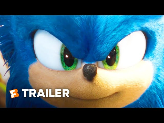 Sonic the Hedgehog NEW Trailer (2020) | Movieclips Trailers thumbnail