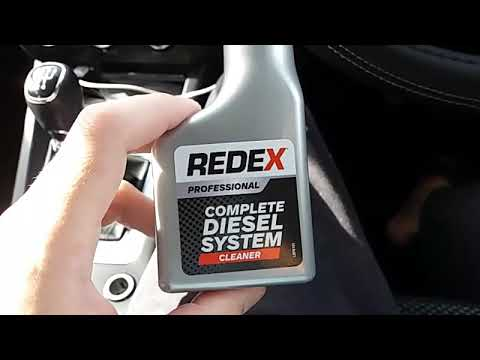 Redex Professional complete diesel system cleaner review pt1