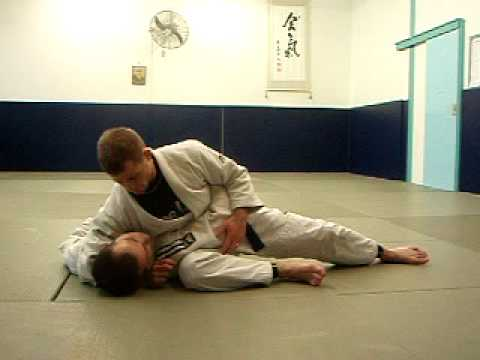 Scarf hold submissions, Kesa gatame Image 1