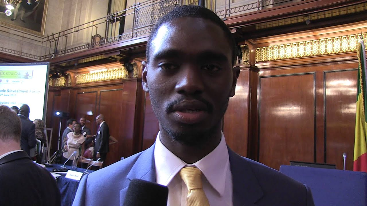 Mamadou Diop Mamadou Diop From Lancaster