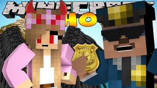 Minecraft School : EVIL LITTLE KELLY ESCAPES PRISON!