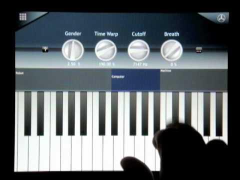 iVoxel - The singing vocoder