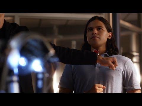 Команда Флэша узнает о силах Циско | Флэш (2 сезон 5 серия)