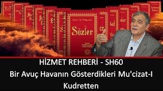 Prof. Dr. Şener Dilek - Hizmet Rehberi - Sh60 - Bir Avuç Havanın Gösterdikleri Mu'cizat-I Kudretten