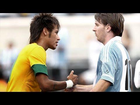 Neymar Jr - The Greatness Him ● Respect! video