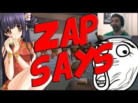 Zap Says (Simon Says): Sing In Japanese, Why Michelle?