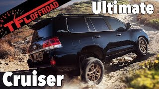Is the 2020 Toyota Land Cruiser Heritage the Ultimate Off-Road Legend?