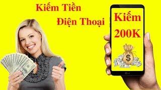 Kiếm tiền trên điện thoại 2018 - Kiếm 200K Từ App Timi | Big On