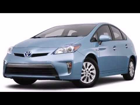 2012 Toyota Prius Plugin Video