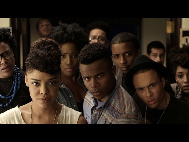 "Dear White People:Film Tackles Racial Stereotypes on Campus & Being a ""Black Face in a White Space"""