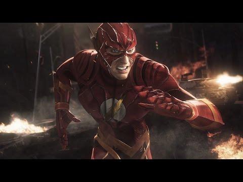 Новый трейлер сериала The Flash