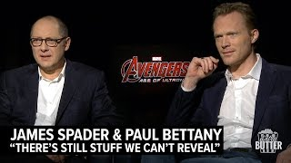"""Paul Bettany: """"There's Still Stuff We Can't Reveal"""" 