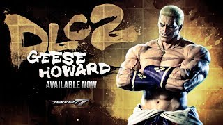Geese Howard disponible como DLC