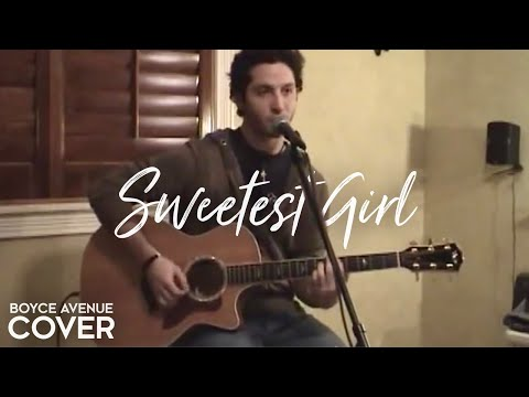 Wyclef / Akon - Sweetest Girl (Dollar Bill)(Boyce Avenue acoustic cover) on iTunes‬ & Spotify