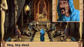 Quest for Glory III Wages of War ~ MS DOS PC