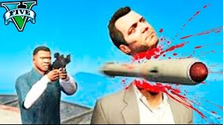 TOP 50 BRUTAL DEATHS ON GTA 5!