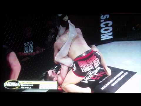 Rd1 NICK NEWELL vs CHRIS COGGINS - XFC 17 APOCALYPSE