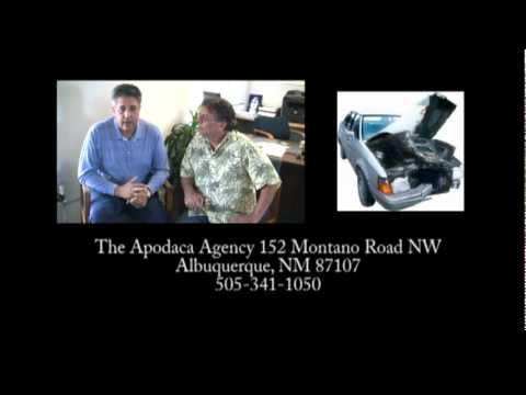 Car Insurance Basics with Lou Apodaca of Albuquerque, NM