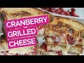 Roasted Cranberry & Brie Grilled Cheese Sandwi…