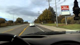 Kennewick wa ,driving to Walmart