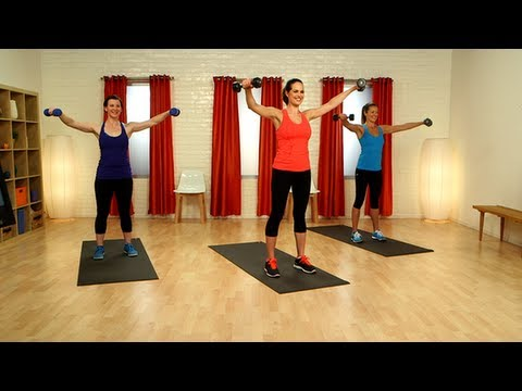 Upper Body Workout | 10-Minute Workout | Class FitSugar