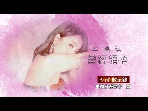 台灣-台灣啟示錄-20170219 辛曉琪童話幻滅 領悟背後的婚變情傷