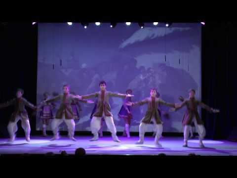 Видео клип ансамбля танца «Россияне» — (Часть 3). Отчетный концерт в ЦКиД «Лира» 18.04.2014 / 2014