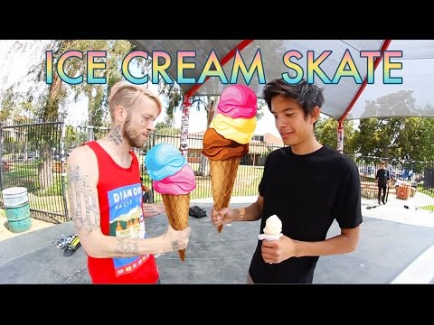 Ice Cream Skate With Jereme Rogers - Chris Chann