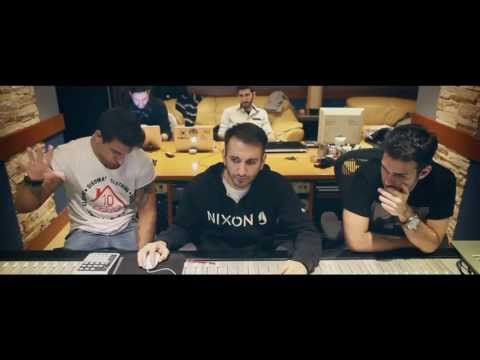 Dino MFU Feat. Slick Beats - On Your Name (Making of with lyrics)