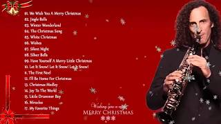 Kenny G Christmas Songs 2019 | KENNY G The Greatest Holiday Classics