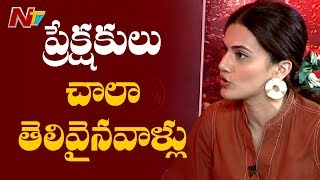 Producers Spending Less Budget for Female Oriented Movies | Taapsee Interview About Game Over | NTV