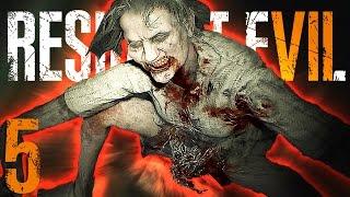 GROSSEST BOSS EVER!!   Resident Evil 7 - Part 5