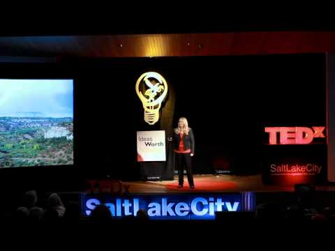 Life lessons from the Vicktory dogs | Julie Castle | TEDxSaltLakeCity