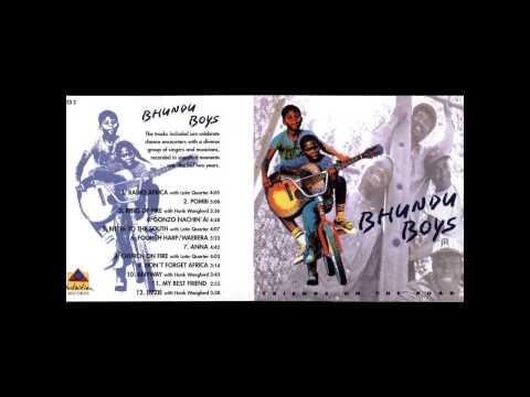 Bhundu Boys - Radio Africa ft Latin Quarter