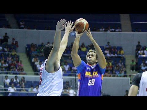 NLEX VS. GINEBRA - Q4 | Philippine Cup 2015-2016