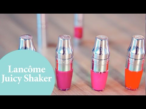 Тестируем блеск-кушн Lancome Juicy Shaker | G.Bar | OhMyLook!