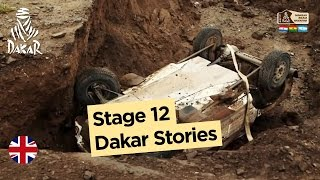 Stage 12 - Dakar Stories - Dakar 2017