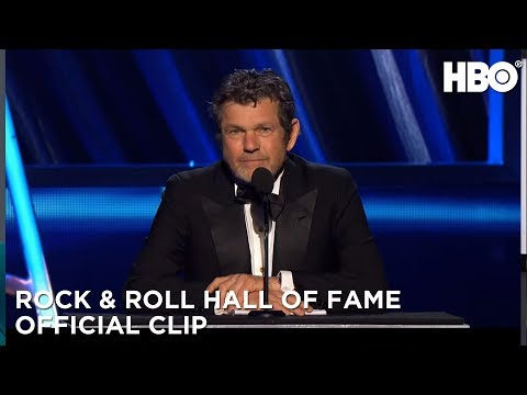 2013 Rock & Roll Hall Of Fame: Jann Wenner video