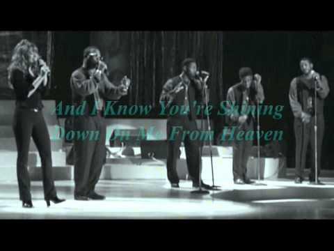 Mariah Carey Ft. Boyz II Men-One Sweet Day(with Onscreen Lyrics)