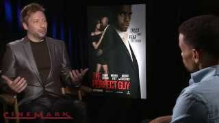 The Perfect Guy - Behind-The-Scenes interview with Michael Ealy and more!