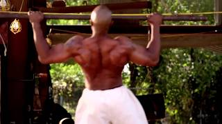 MICHAEL JAI WHITE AWESOME PULL UP - NEVER BACK DOWN 2