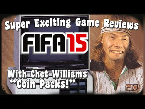 Super Exciting Game Reviews - FIFA 2015