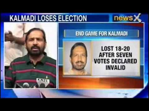 News X: Kalmadi loses Asian Athletics Association