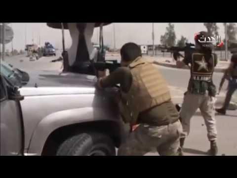 الجيش الأميركي يعلن شن 9 غارات استهدفت مواقع لداعش بالعراقس