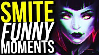 """""""NEW"""" INNER DEMON ARENA IS SICK! - SMITE FUNNY MOMENTS"""