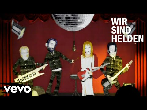 Wir Sind Helden - Aurelie