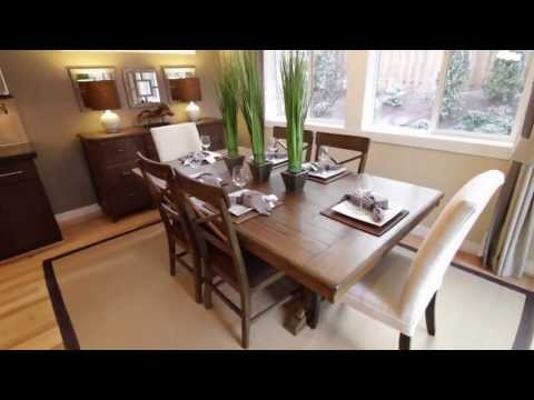 Seattle Washington Real Estate Video Tours - Polygon Homes - Forest Ridge - Residence 3