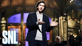 Adam Driver End of Summer Monologue - SNL