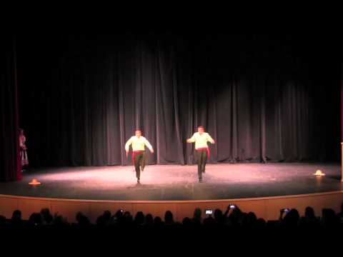St. Mary's Ballet Folklorico of Redlands - 40th Anniversary Performance - Colima Medley