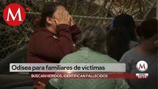 Odisea para familiares de victimas de Tlahuelilpan, Hidalgo